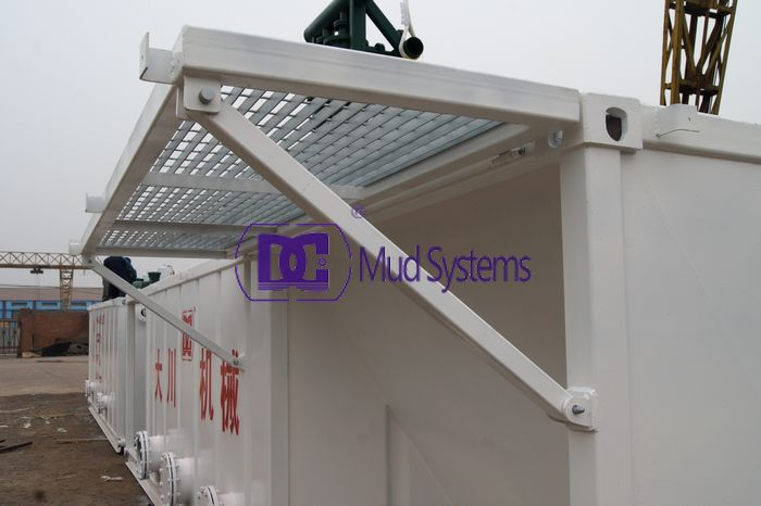 mud tank supplier