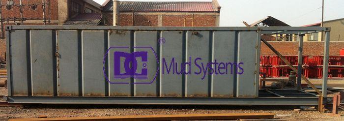 mud tank