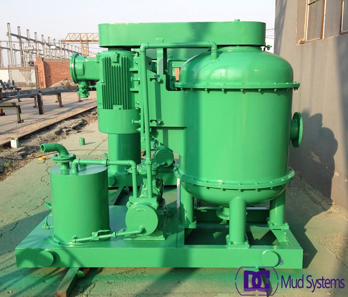 degassing equipment