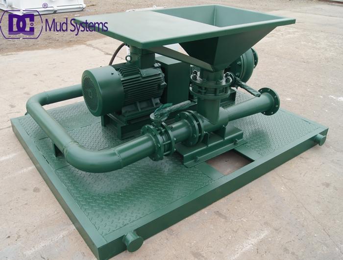 mud mixer