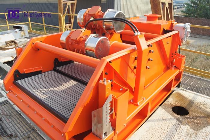 drilling fluid shale shaker