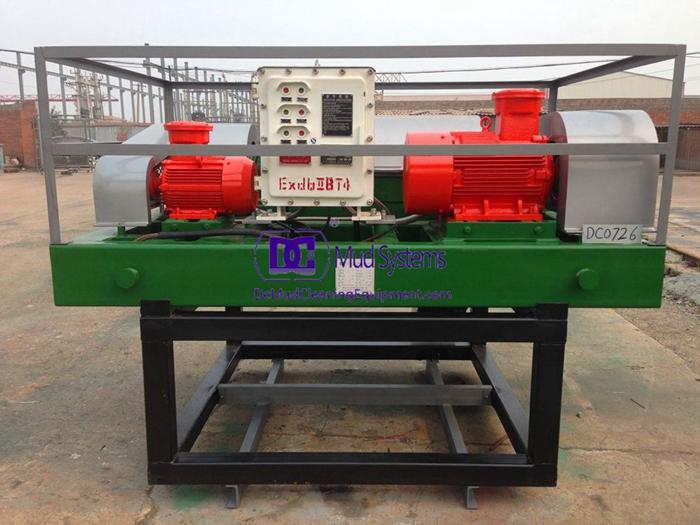 DCGLW250-980N Decanter Centrifuge 01