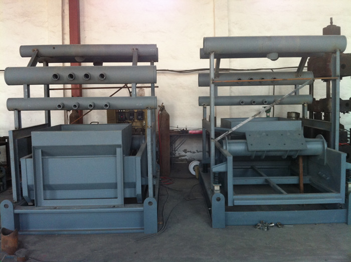 mud cleaner
