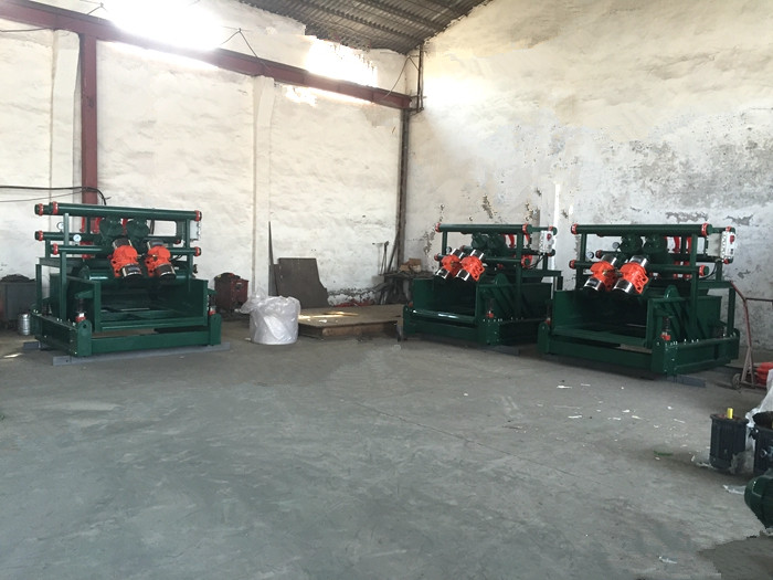 mud cleaners