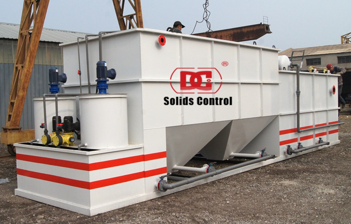 oil sludge system