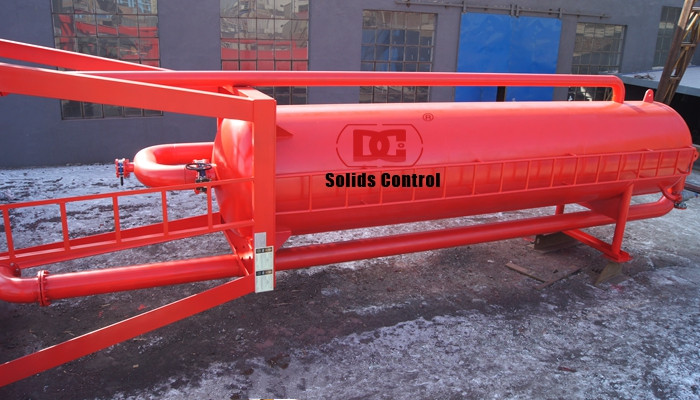 Liquid gas separators