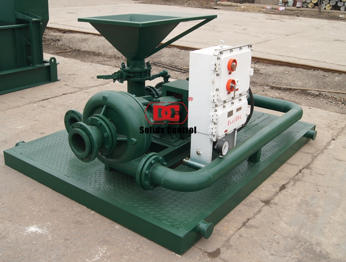 mud mixer supplier